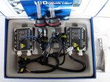 Kit de conversão HID 12V 35W 9007 com reator normal