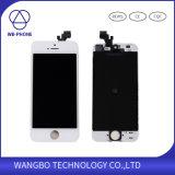 iPhone 5のタッチ画面の計数化装置アセンブリのための100%の保証の携帯電話LCD