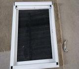 Glasig-glänzendes abgetöntes Glas-UPVC Profil-Fenster des Gebäude-Haus-Doppeltes