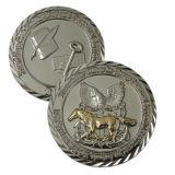 Monete tagliate personalizzate del ricordo di sfida per il regalo (xd-mc-01)