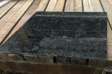 Het Galactische Blauwe Graniet van de Oekraïne, de Tegels van de Vloer van het Graniet voor Bevloering