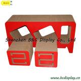 Moderne, umweltfreundliche Pappmöbel mit freier Art (B&C-F017)
