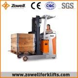 Empilhador elétrico do alcance com 1.5 altura de levantamento da capacidade de carga 1.6m da tonelada