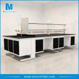 現代デザインCフレームの構造の化学実験室の家具