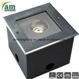 COB 6W IP67 LED Inground Light LED Underground Light 갑판 Light