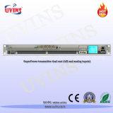 TV Transmitter 30W-130W van dvb-t/t2/isdb-T/ATSC/PAL Transmitter Digital Terrestrial UHF/VHF
