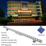 새로운 Outer Wall Decoration 24W Full Color LED Light