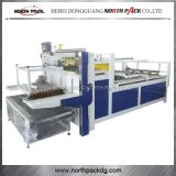 Semi-automática de carpetas Encoladora cartón