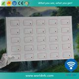 Marqueterie de Smart Card d'IDENTIFICATION RF de PVC