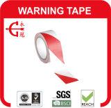 Venta caliente de alta calidad de advertencia cinta PVC piso marcado cinta