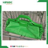 Bolso del refrigerador de la carretilla de las compras del supermercado