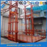 De hydraulische Lift Ift van de Lading van het Spoor van de Gids van de Ketting