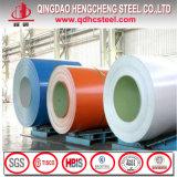 China Prepainted a bobina de aço galvanizada do enrugamento PPGI