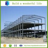 Prefab поставщик разрешения строительного проекта сарая фабрики стальной структуры