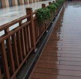 수영풀 WPC Decking 마루의 주위에 재상할 수 있는 복합 재료