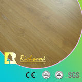 비닐 8.3mm E1 HDF AC3 Laminated Wooden Laminate Wood Flooring