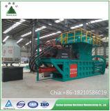 La production chinoise horizontale hydraulique les déchets de papier/carton/carton Presse à balles avec la CE de la machine