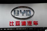 Вакуум формируя гальванизируя логос автомобиля ABS стикера автомобиля крома