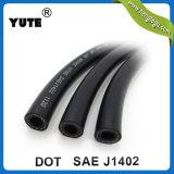 Торговая марка Yute 3/8-дюймовый резиновый шланг погрузчика пневматической тормозной шланг