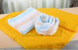 ホテルの浴室タオルの100%年の綿白い500g 70cm x 140cm