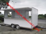Mobile High Quality Food Truck for Fruit