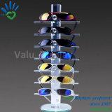 Lunettes de soleil Lunettes optiques acryliques Muti-Layer Présentoir