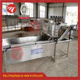 Machine à laver de lavage de légume de machines de fruit continu d'Automacti