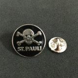 Cadeau d'anniversaire des broches de métal