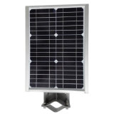 IP65 Luz de Rua LED Solar integrado 6W
