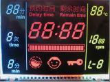 Va LCD gráfico módulo usado na máquina de lavar loiça