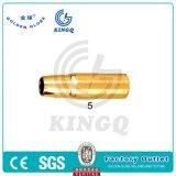 MIG/Mag/CO2 Tweco Schweißens-Fackel-Gas-Düse für Verkauf