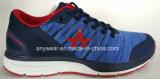 La comodidad superior Flyknit ejecutando Deportes zapatos para correr (817-041)