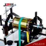 Máquina de equilibrio horizontal del mecanismo impulsor de correa para el rotor