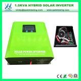 tipo do transformador 1.5kVA fora do inversor solar híbrido da grade com o controlador 30A solar
