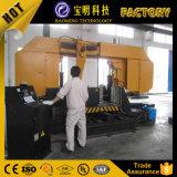 De automatische CNC H Machine van de Lintzaag van het Staal van de Straal H Scherpe