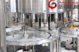 Bouteilles de liquide de ligne de remplissage à chaud