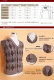 Свитеры кашемира свитеров шерстей яков Bn1526 связали свитеры шерстей