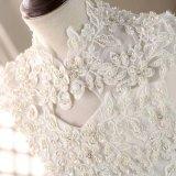 Горяче платье венчания цветка девушки