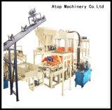 Máquina de fatura de tijolo inteiramente automática da produção