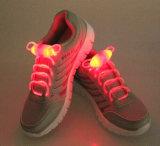 Iluminação do diodo emissor de luz acima do laço de sapata de piscamento do laço
