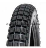 2.75-18 Preiswerter Motorrad-Gummireifen mit populäres Muster-Nizza Gummi