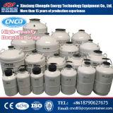 Sammelbehälter-kälteerzeugender Behälter des flüssigen Stickstoff-10L mit Brücken