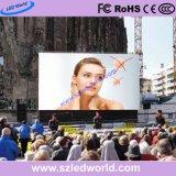 P4 высокая панель экрана видео-дисплей определения СИД для рекламировать