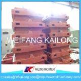 Staffa di fonderia di modellatura della macchina del pezzo di redditi alti