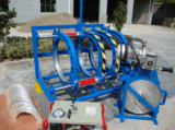 유압 개머리판쇠 융해 기계 수관 용접 Equipent 플라스틱 제품