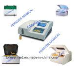 Échantillon de semi-automatique Semi-Auto vétérinaires de la biochimie de l'analyseur de test