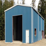 適用範囲が広い鉄骨構造の倉庫をアセンブルしなさい