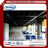 Tuile intérieure de plafond de fibre de verre de décoration insonorisée