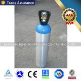 Prix en aluminium médical sans joint en gros de cylindre d'oxygène 10L