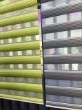 Plisado Color cebra día&Noche persianas de rodillo de la ventana a la venta